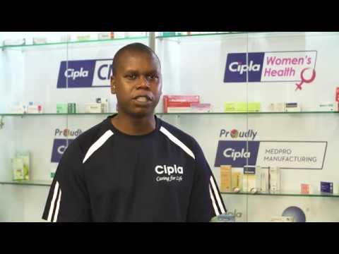 Cipla's Durban Factory