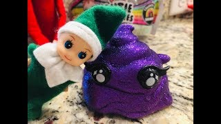 WHAT'S INSIDE POOPSIE SURPRISE? Elf on the Shelf