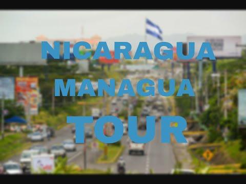 Nicaragua, Managua, City Tour