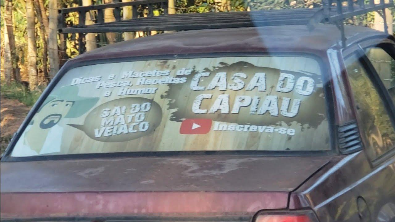 Download CHEGUEI NA CASA DO CAPIAU!!! PESCARIA