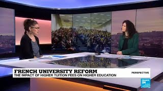 Why some French universities are refusing to increase tuition fees