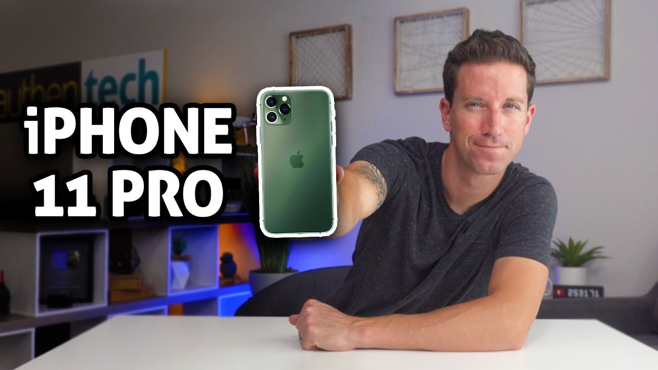 iPhone 11 Pro: Top 5 Camera Features! (First Impressions)