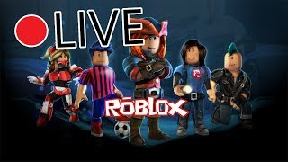 [LIVE] JAILBREAK AND MORE GAMES WITH FRIEND ROBLOX