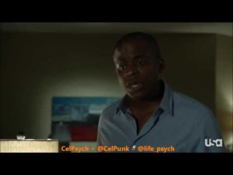 #Psych - When Gus say