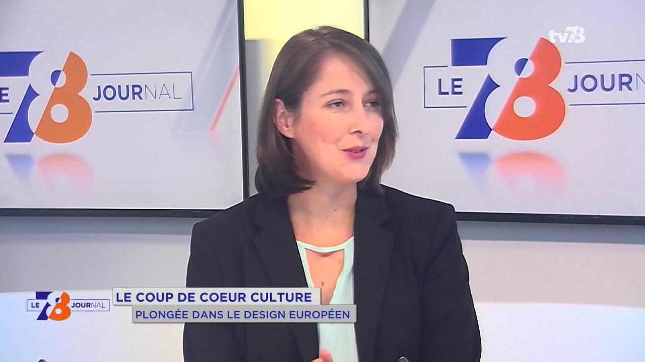 Le coup de coeur culture : Plongée dans le design européen