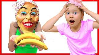 Милли и ее новая няня для папы | Правила поведения для детей 2