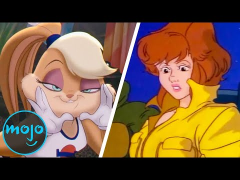 Top 10 Weirdly Sexualized Cartoon Characters