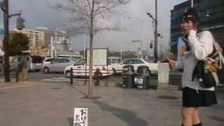 京都の朝を楽しくする活動。[おはよー!京都] 京阪三条高山彦九郎(土...