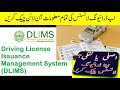 How To Verify Driving License In Pakistan Online 2017 Urdu Hindi Tutorial