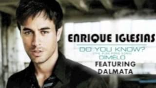 Enrique Iglesias Ft Dalmata-Dimelo (Official Remix)