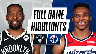 GAME RECAP: Wizards 149, Nets 146