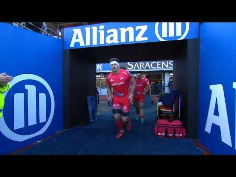 Highlights | Saracens 31-25 Sale Sharks