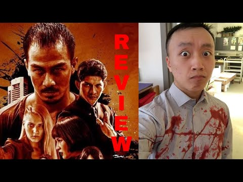 The Night Comes For Us   Movie Review