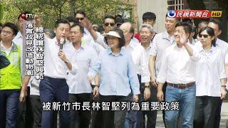 兩岸政策協會最新民調 蔡穩定領先韓.郭.柯-民視新聞