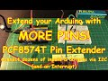 #49 MORE PINS PLEASE! PCF8574 Arduino Pin Extender (Easy)