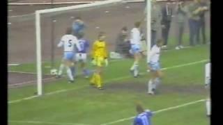 BL 85/86 - FC Schalke 04 vs. VfL Bochum