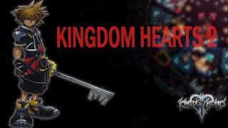 Kingdom Hearts 2 Walkthrough Part 108 Finding his inner self