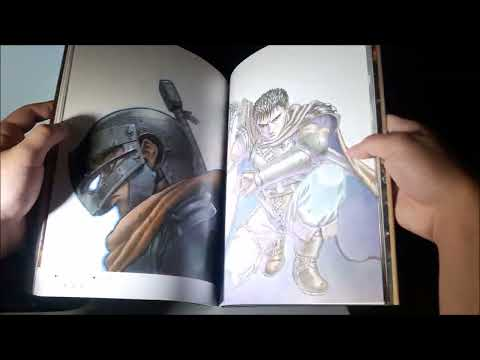 Berserk Illustrations File Kentarou MIURA Art Book