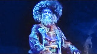 NEW Amazing Captain Barbossa animatronic added to Pirates of the Caribbean, Disneyland Paris