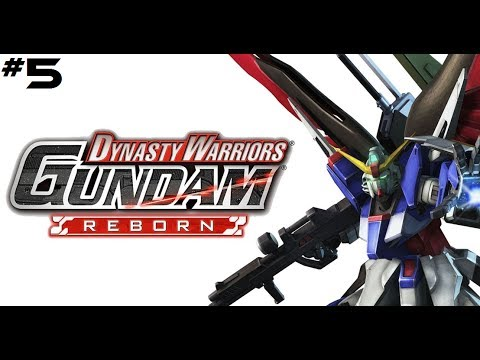 Dynasty warriors gundam reborn seed part 5 - Neverending tomorrow