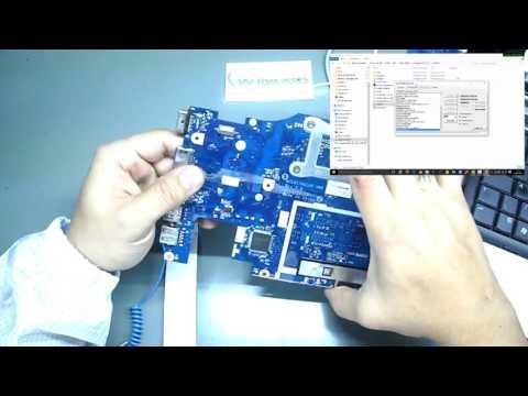 Gravador Svod - Gravador Super I/O - KB9012QF - IT8586E - NPCE288NA0DX