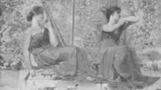 A. Vivaldi, La Primavera, Danza Pastorale (3º mov.), trascrizione per 4 arpe