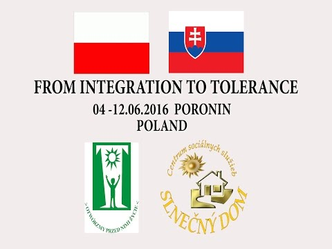 From integration to tolerance