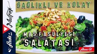Sağlıklı Lezzetli Salata - Maş Fasülyesi Salatası - Arda'nın Mutfağı
