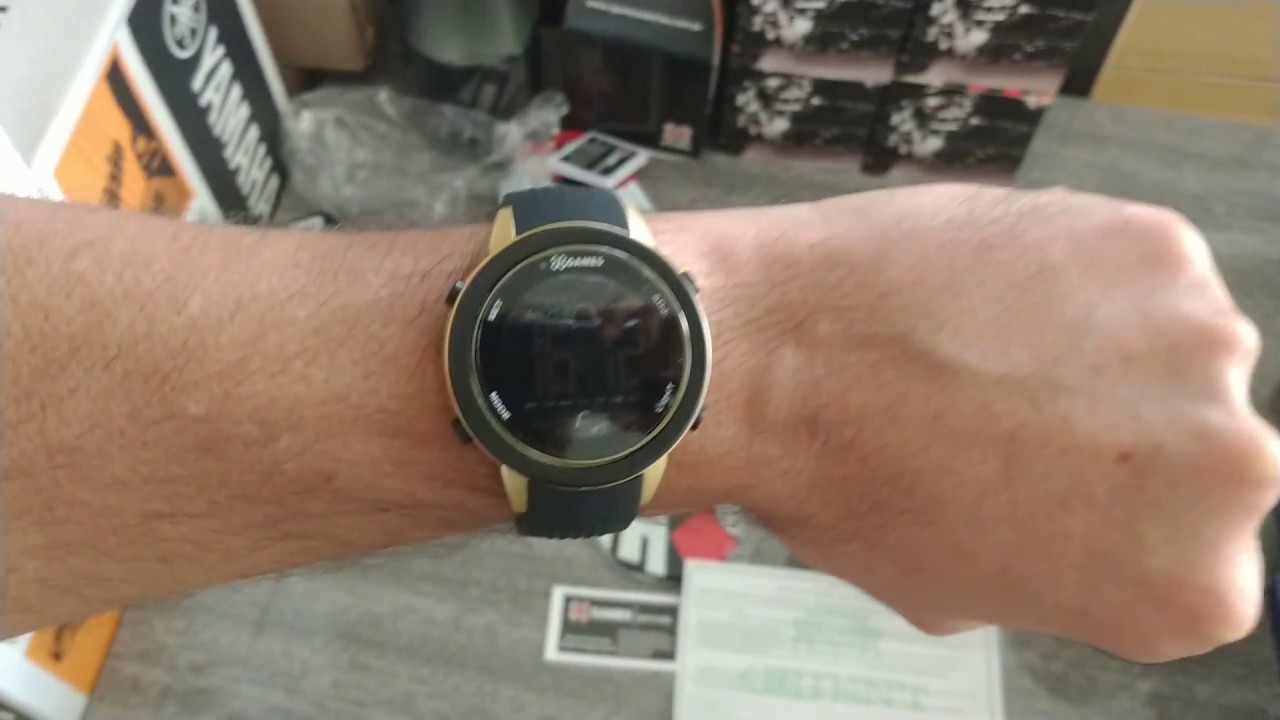 f60b8fc9c35 Relógio Masculino X-Games XMPPD474 PXPX Digital Preto Dourado