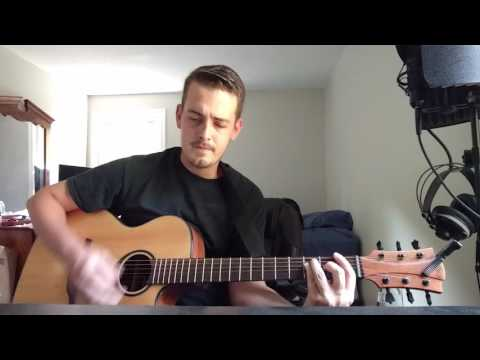 Blake Shelton - Some Beach (vocal/acoustic cover)