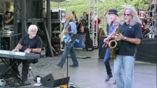 Doobie Brothers Takin it to the Streets Live 2012 BR Cohn Winery