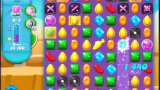Candy Crush Saga SODA Level 401 CE