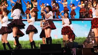 AKB48単独コンサート ~ジャーバージャって何?~ の撮影タイム時に撮っ...