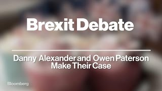 To Stay or Not to Stay? The Brexit Debate, in 90 Seconds