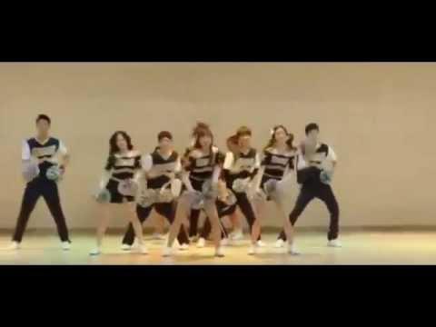 Cố lên Yeon Doo dance