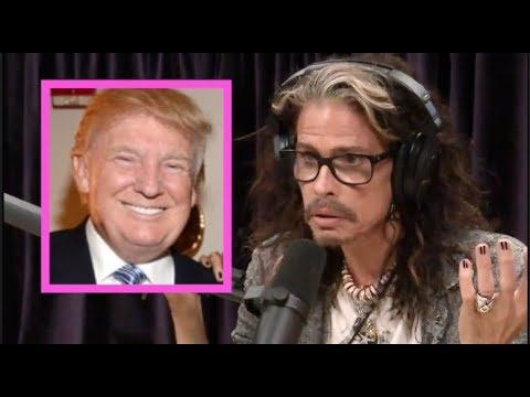 Joe Rogan - Steven Tyler Sued Donald Trump