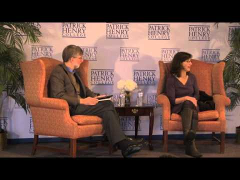 PHC   Newsmakers Interview   Rosaria Butterfield