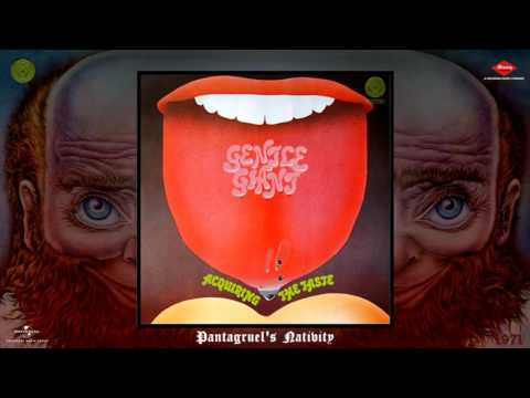 Gentle Giant - Pantagruel's Nativity (Remastered) [Progressive Rock - Art Rock] (1971)