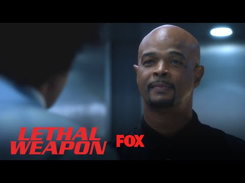 Roger Asks Scorsese To Do A Marijuana Test On Hair Strands | Season 2 Ep. 6 | LETHAL WEAPON