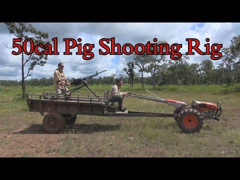 50 Cal Pig Hunting Rig
