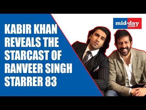 Kabir Khan reveals the cast of Ranveer Singh starrer 83 | World Cup 1983 | Kapil Dev Mp3