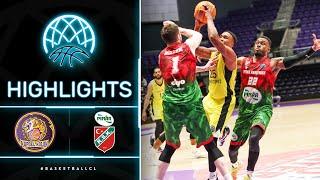 Hapoel Unet-Credit Holon V Pinar Karsiyaka - Highlights   Basketball Champions League 2020/21
