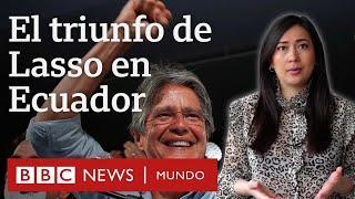 Quién es Guillermo Lasso, el banquero que logró derrotar al correísmo en Ecuador | BBC Mundo