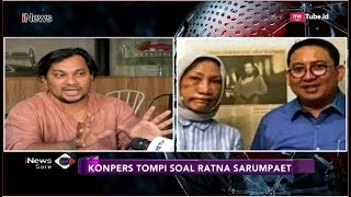 Blak-blakan! Penjelasan Tompi Soal Isu Penganiayaan Ratna Sarumpaet - iNews Sore 03/10