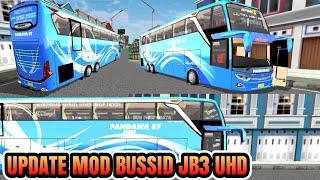 UPDATE MOD BUSSID JB3 UHD BUSSID V2 9