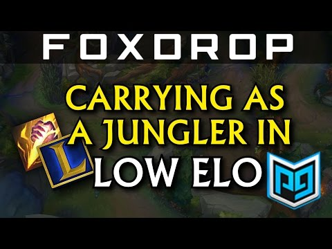 Tips on How to Carry as a Jungler in Low Elo