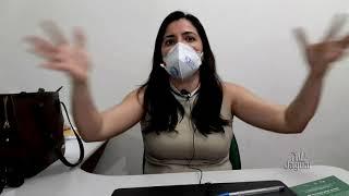 Russas Conceição Oliveira secretária executiva do consórcio de saúde da Policlínica de Russas destac