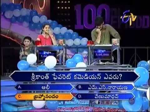 LOL Actor srikanth son roshan favourite comedian is Mahesh