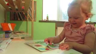 Развивающие игры*ребенок 2 года*детское лото