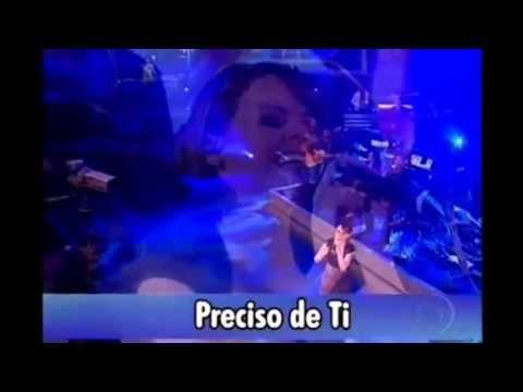 Diante do Trono - Preciso de Ti na TV aberta  Rede nacional